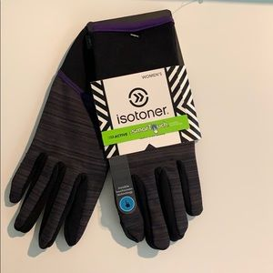 Isotoner smart touch women's gloves NWT